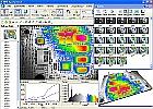 IRBIS3 professzionális termográfiai kiértékelőszoftver (forrás:PIM)