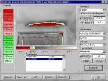 Épület-termográfia mérések elmélete, kiértékelő szoftverek - Átnedvesedés veszély előrejelzése (forrás: Infratec)