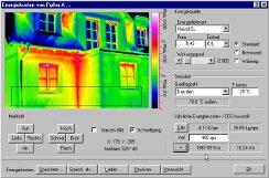 Fűtési energia költségszámítása (forrás: Infratec)