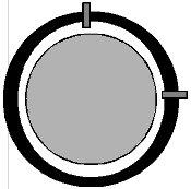 2009/09: Géphibák felismerése rezgésspektrumban - Érzékelők tipikus elhelyezése (forrás: PIM)