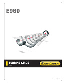 Easy-Laser turbinabeállítási segédlet