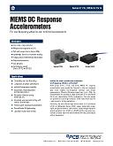 PCB autóipari MEMS-jeladók