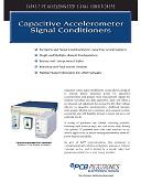 PCB jelerősítő kapacitív érzékelőkhöz