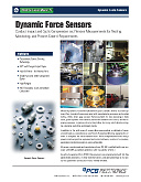 PCB dinamikus erőérzékelők