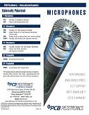 PCB mikrofonok (áttekintés)