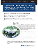 PCB szakmai cikk: TEDS-szabvány