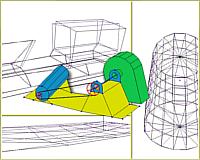 Gépmozgás animació