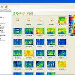 InfraTec IRBIS 3 view hőképmegjelenítő