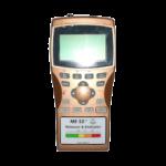 Vibrationsteknik ME 52 géphiba-felderítő műszer
