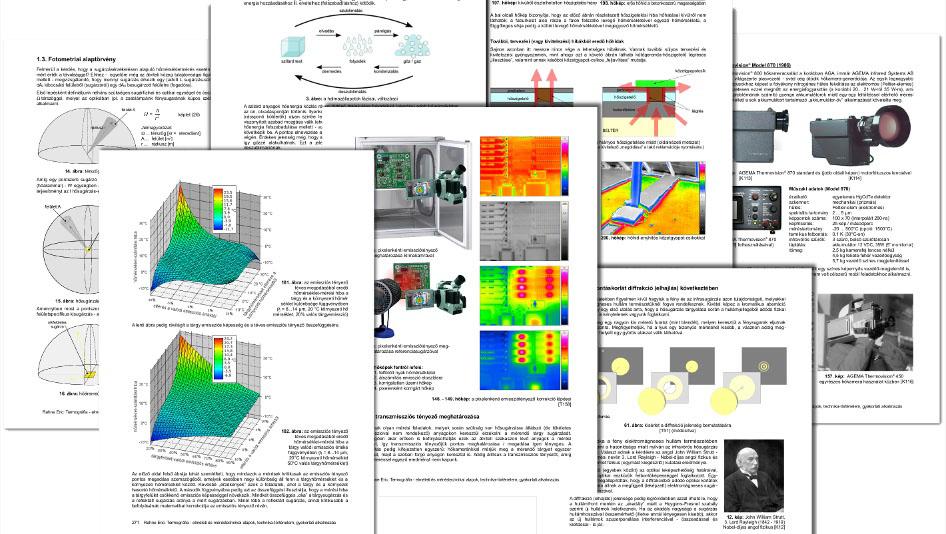 Termékújdonságok - Termográfia elmélet és gyakorlati méréstechnika