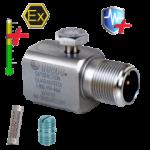 PCB 602D01 ipari gyorsulásérzékelő