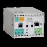PIM vibNET-AV Gépfelügyeleti egység