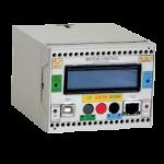 PIM vibNET-LCD Gépfelügyeleti egység