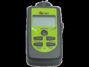 TPI 505 Digitális fordulatszám- és felületi sebesség mérő műszer