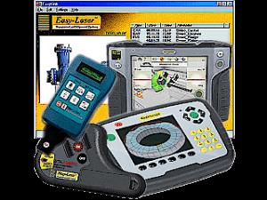 PIM Lézeres mérés, gépbeállítás