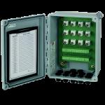 PCB 691A50 BNC-kapcsolószekrény