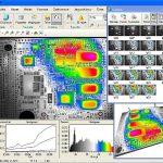 Infratec IRBIS 3.1 professional hőképkiértékelő