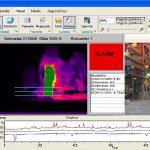 InfraTec IRBIS 3 process hőképkiértékelő