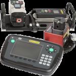 Easy-Laser E975 lézeres gépbeállító műszer