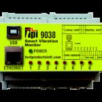 TPI Smart Vibration Monitor Géprezgésfigyelő