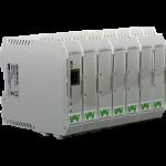 VMI M80 telepített gépdiagnosztikai rendszer (OnLine-spektrumelemző / géprezgésfigyelő)