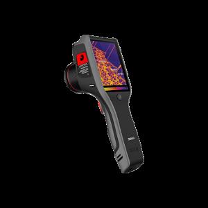 Guide Infrared D384M professzionális 50Hz-es érintőképernyős hőkamera 384x288 pixellel