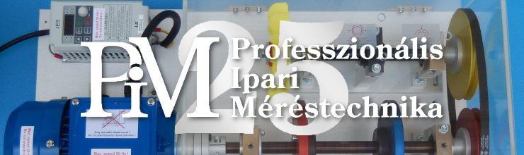 Professzionális ipari méréstechnika