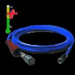 PCB 300A12 gyorsulásérzékelő készlet