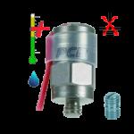 PCB 352C67 gyorsulásérzékelő