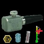 PCB 602D11 ipari gyorsulásérzékelő