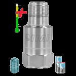 PCB HT622A01 hőálló rezgésérzékelő