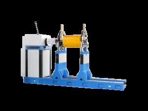JP PHW-3000H Csuklós tengely hajtású kiegyensúlyozó gép