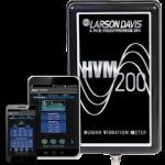 Larson Davis HVM200 Rezgésvédelem