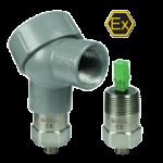 PCB EX686B01 rezgéskapcsoló