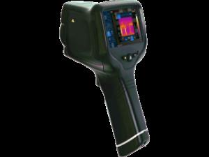 KangMeter AT6X  professzionális 50Hz-es érintőképernyős hőkamera 640x480 pixellel
