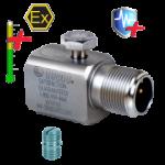 PCB 602D02 ipari gyorsulásérzékelő