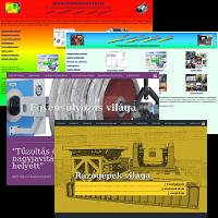 Szakmai weboldalak