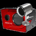 Workswell MEDICAS hőkamera-rendszer lázdetektáláshoz